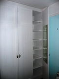 builtin wardrobes