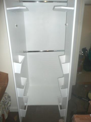 corner wardrobes